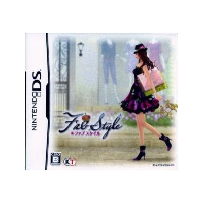 【DS】 FabStyle (ファブスタイル) [通常版]の商品画像