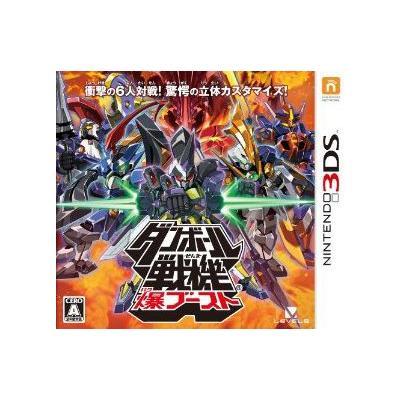 【3DS】 ダンボール戦機 爆ブーストの商品画像
