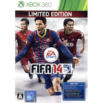 【Xbox360】 FIFA14 ワールドクラスサッカー [Limited Edition]の商品画像