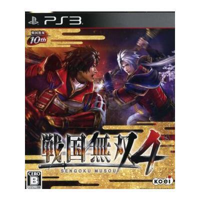 【PS3】 戦国無双4 [通常版]の商品画像