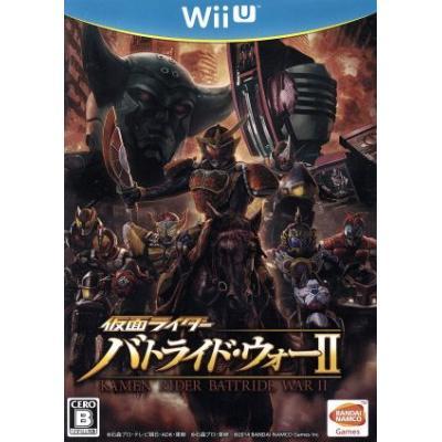 【Wii U】 仮面ライダー バトライド・ウォーII [通常版]の商品画像