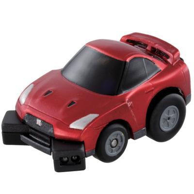 チョロQ Q-eyes コースガレージセット NISSAN GT-Rの商品画像