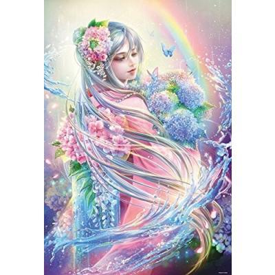 ジグソーパズル 水波女神 1000ピース 49x72cm 81-108の商品画像