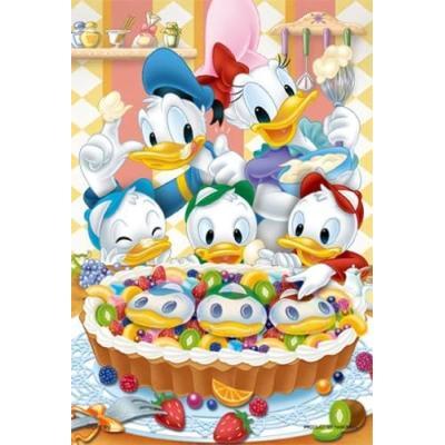 ジグソーパズル ディズニー パズルプチハッピー・タルト 204ピース 10x14.7cm 98-577の商品画像