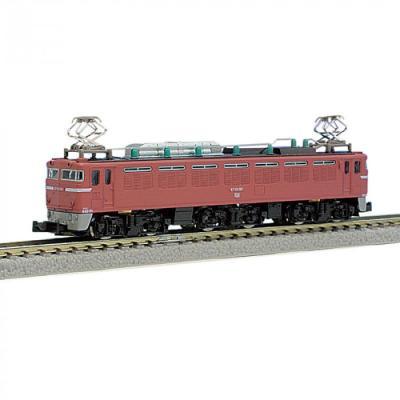 ロクハン 国鉄EF81形電気機関車 一般色 T015-2の商品画像