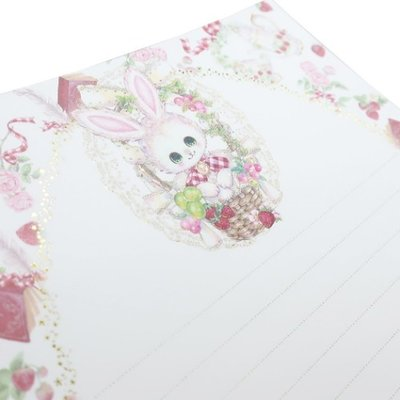 レターセット 飴ノ森ふみか 手紙セット クラシカル クローズピン 便箋&封筒