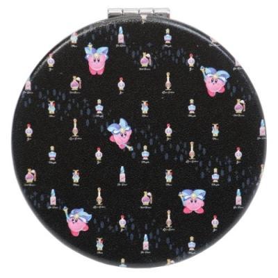 手鏡 星のカービィ コンパクト ダブル ミラー ミスティックパフューム パターン プレゼント キャラクター