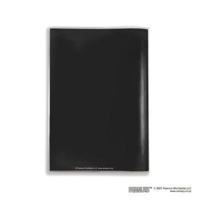 スヌーピー 週間 スケジュール帳 10月始まり キャラクター 手帳 2022年 B6ウィークリー ブラック ピーナッツ ダイアリー グッズ