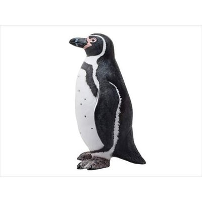 アニマル フンボルトペンギン フィギュア ビッグサイズフィギュア ソフトビニールモデル 海の生き物 グッズ フェバリット インテリア 玩具