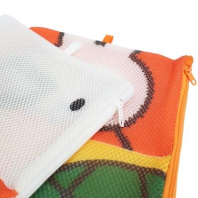 洗濯ネット ミッフィー 4ポケットランドリーポーチ ディックブルーナ アニマル 新生活準備雑貨 かわいい プレゼント 絵本キャラクター