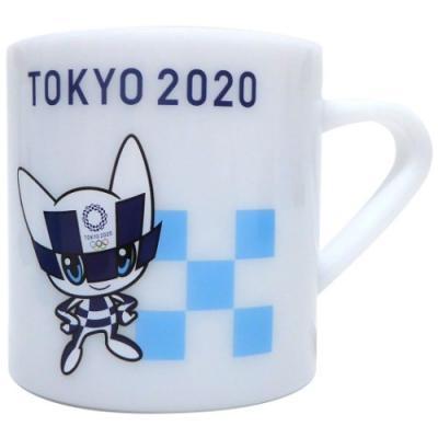 東京2020オリンピック 割れにくい食器 プラコップ プラ マグカップ オリンピックマスコットA グッズ