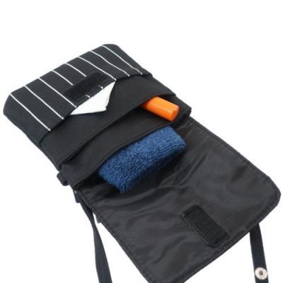移動ポケット ショルダー付き どこでもポッケ MIGNON CAT クリップポーチ カミオジャパン