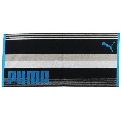PUMA プーマ フェイスタオル ジャガード ロングタオル PUMA-1920 ナストーコーポレーション 34×75cm ギフト雑貨 スポーツブランド