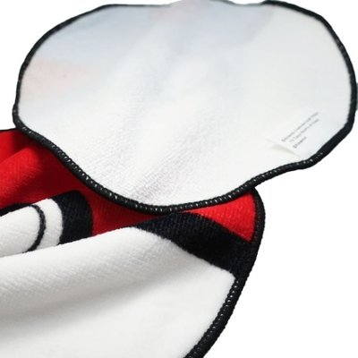 ポケモン キャラクター ミニタオル 丸型 ハンカチタオル 3枚セット ダイカット モンスターボール ポケットモンスター グッズ
