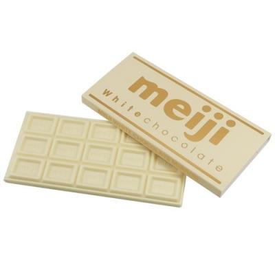 板チョコ型 スタンドミラー 手鏡 明治ホワイトチョコレート おやつマーケット グッズ キャラクター