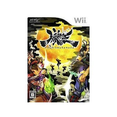 【Wii】 朧村正 OBOROMURAMASAの商品画像