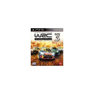 【PS3】 WRC 3 FIA ワールドラリーの商品画像