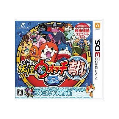 【3DS】 妖怪ウォッチ2 [真打]の商品画像