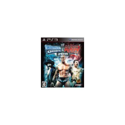 【PS3】 WWE Smackdown vs. Raw 2011の商品画像