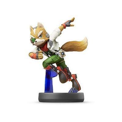 Wii U amiibo フォックスの商品画像