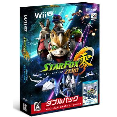 【Wii U】 スターフォックス ゼロ・スターフォックス ガード ダブルパックの商品画像