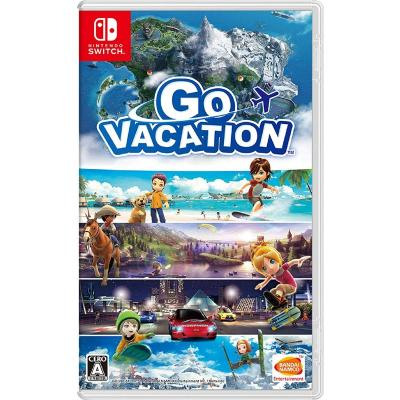 【Switch】 GO VACATIONの商品画像