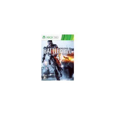 【Xbox360】 バトルフィールド 4 (BATTLE FIELD 4)の商品画像
