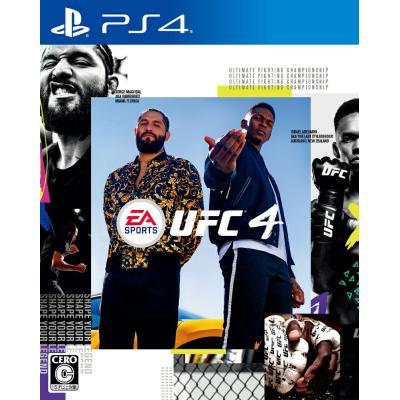 【PS4】 EA SPORTS UFC 4の商品画像