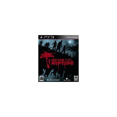【PS3】 Dead Island: Riptide (デッドアイランド リップタイド)の商品画像