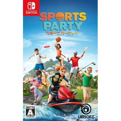 【Switch】 スポーツパーティー - Switchの商品画像