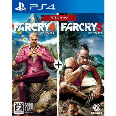 【PS4】 FarCry3+4 ダブルパックの商品画像