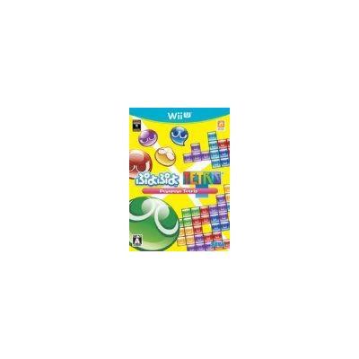 【Wii U】 ぷよぷよテトリスの商品画像