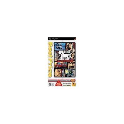 【PSP】 グランド・セフト・オート・リバティーシティ・ストーリーズ [ベストプライス]の商品画像