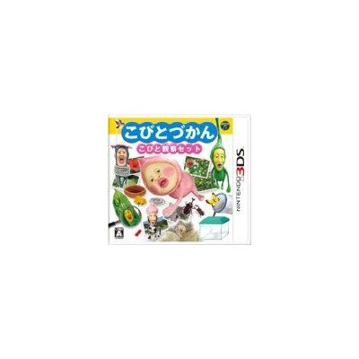 【3DS】 こびとづかん こびと観察セットの商品画像