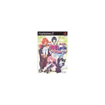 【PS2】 ゼロの使い魔 小悪魔と春風の協奏曲 (初回限定版)の商品画像