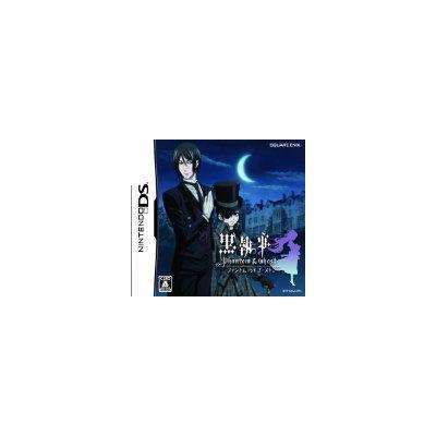 【DS】 黒執事 Phantom&Ghost (通常版)の商品画像