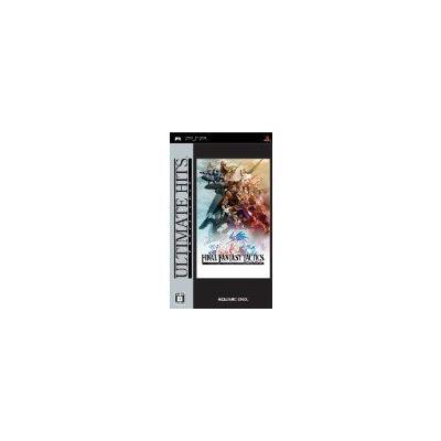 【PSP】 ファイナルファンタジータクティクス 獅子戦争 [アルティメットヒッツ]の商品画像