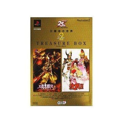 【PS2】 三國志の世界 Duo TREASURE BOXの商品画像