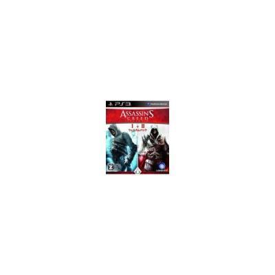 【PS3】 アサシン クリード I+II ウェルカムパックの商品画像