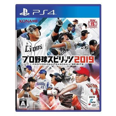【PS4】 プロ野球スピリッツ2019の商品画像