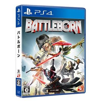 【PS4】 バトルボーンの商品画像