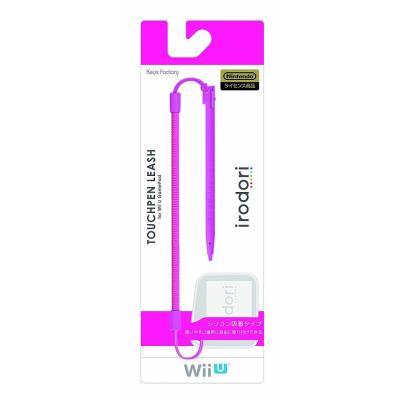 タッチペンリーシュ for Wii U GamePad ピンクの商品画像