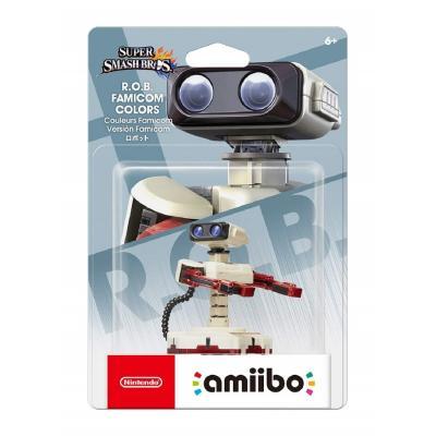 amiibo ロボット 大乱闘スマッシュブラザーズシリーズの商品画像