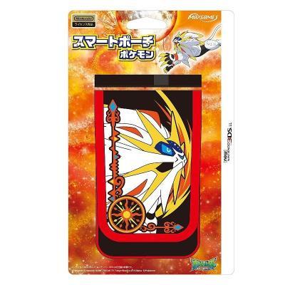 3DS スマートポーチポケモン ソルガレオ REDP-01SOの商品画像