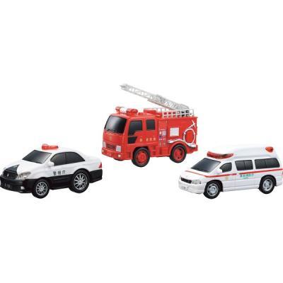 ドライブタウン Premium3 緊急車セットの商品画像