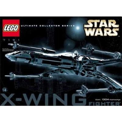 7191 X-wing Fighterの商品画像