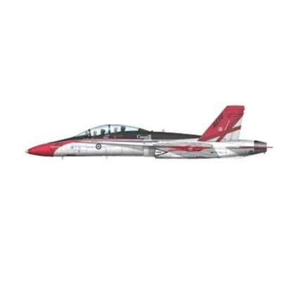 CF-18B ホーネット カナダ空軍 AETE (1/72スケール HA3522)の商品画像