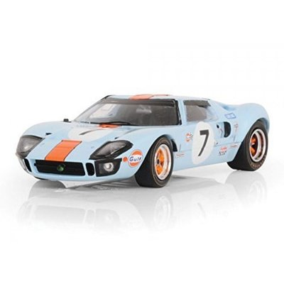 Ford GT 40 No.7 3rd Le Mans 1969 D.Hobbs - M.Hailwood (1/18スケール 18S128)の商品画像