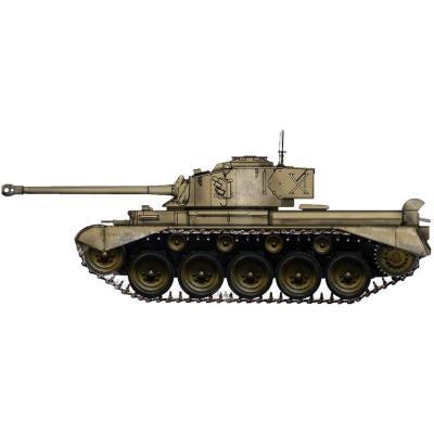 コメット巡航戦車 `南アフリカ陸軍` (1/72スケール HG5206)の商品画像