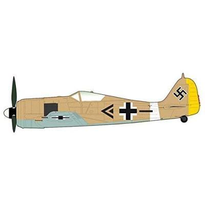 Fw190A-4 フォッケウルフ `アドルフ・ディックフェルト` (1/48スケール HA7426)の商品画像
